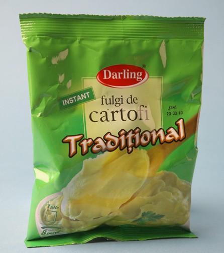 Piure de cartofi cu 4 aditivi alimentari periculosi