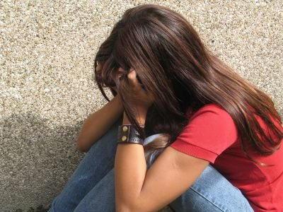 Adolescenta trista dupa ce a facut ce-a facut