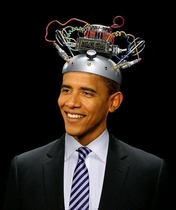 Asa functioneaza creierul lui Obama
