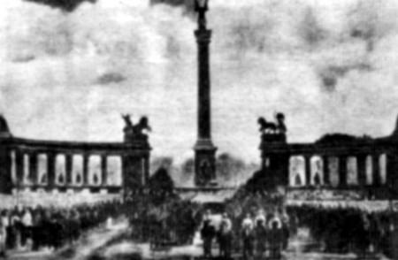 Armata Romana in Budapesta -1919