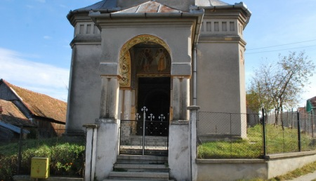Biserica Ortodoxa din satul Hasag judetul Sibiu