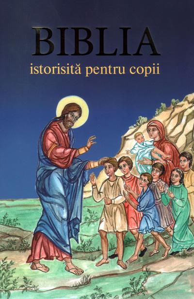 BIBLIA PENTRU COPII MICI