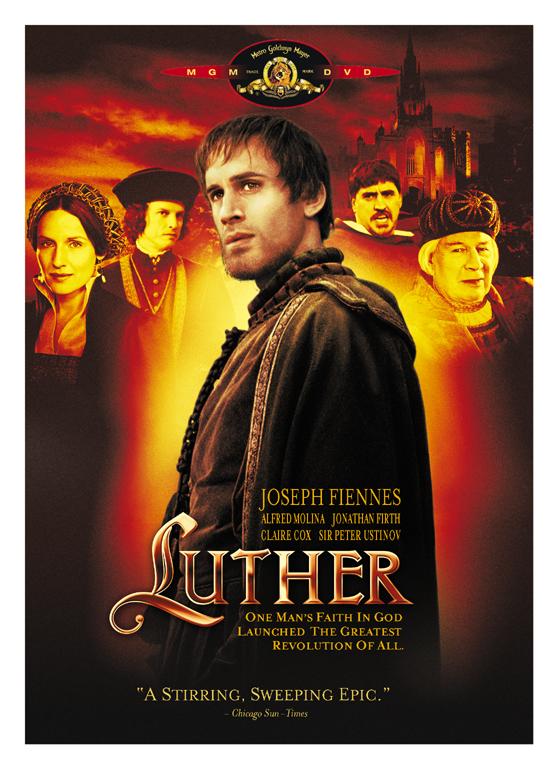 LUTHER - UN FILM PE CARE NU TREBUIE SĂ-L PIERZI