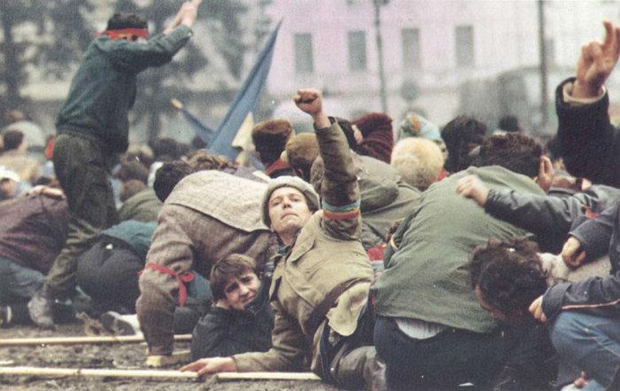 REVOLUŢIA ROMÂNĂ DIN 1989