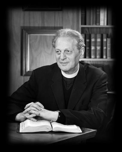 PASTORUL RICHARD WURMBRAND (1909 - 2001)