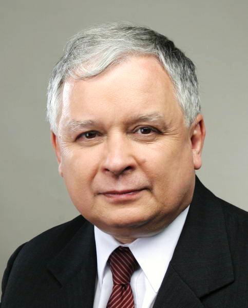PREŞEDINTELE POLONEZ LECH KACZYNSKI (1949-2010)