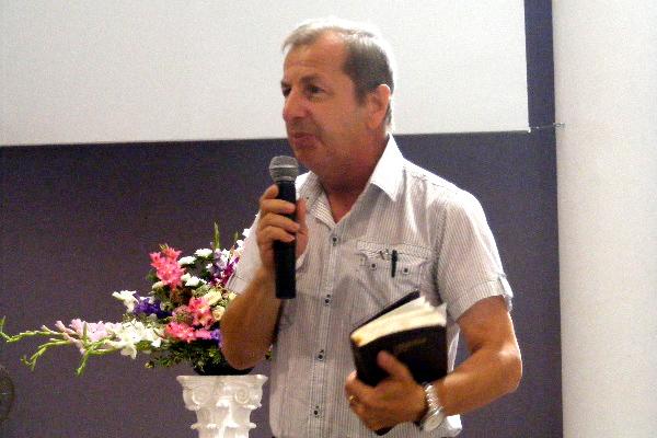 IONEL TEODORESCU - MISIONAR EVANGHELIC ROMAN (1953-2012)