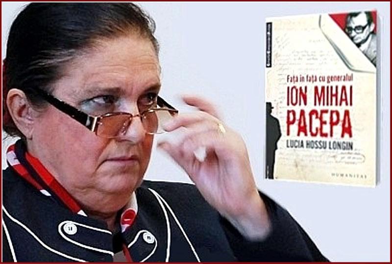 LUCIA HOSSU LONGIN - REALIZATOAREA FILMULUI SERIAL DOCUMENTAR MEMORIALUL DURERII