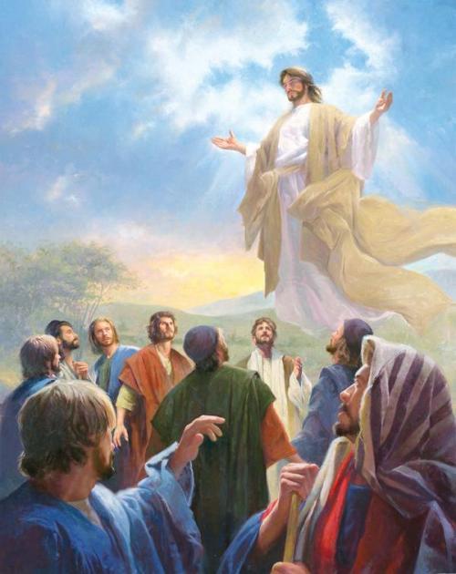 INALTAREA DOMNULUI SI MANTUITORULUI NOSTRU ISUS HRISTOS