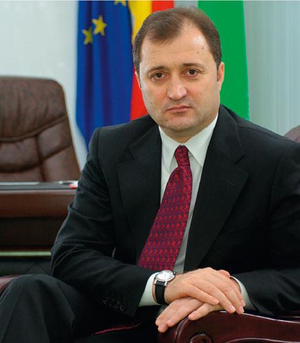 VLAD FILAT - PRIMUL MINISTRU AL REPUBLICII MOLDOVA