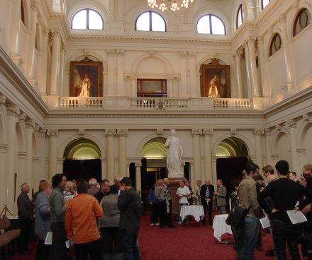 Queen's_Hall Parlamentul Australiei (Melbourne)