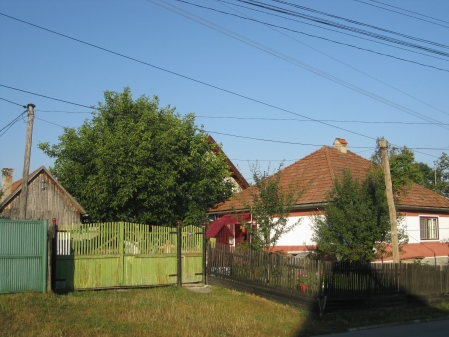 Asa arata o dimineata de vara in Transilvania