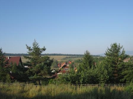 In Covasna erau 29 grade Celsius in timp ce in Bucuresti erau 42 la umbra