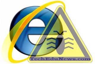 Internet Explorer are o problema temporara de vulnerabilitate care poate fi rezolvata prin instalarea unui patch