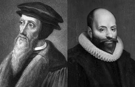 TEOLOGII JEAN CALVIN (PREDESTINAREA) ŞI JACOBUS ARMINIUS (LIBERUL ARBITRU)