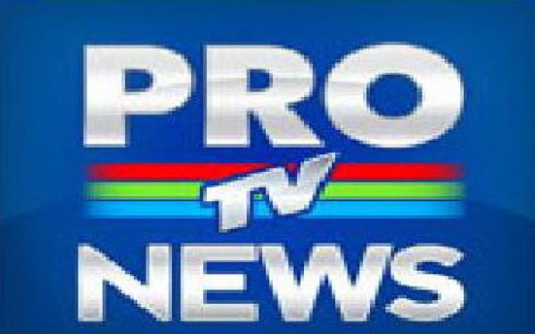 VIZIONEAZĂ ŞTIRILE PRO TV NEWS LIVE