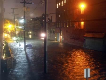 Iata ce a lasat Uraganul Sandy in urma sa 1