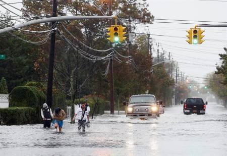 Iata ce a lasat Uraganul Sandy in urma sa 11