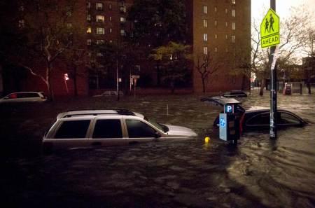 Iata ce a lasat Uraganul Sandy in urma sa 3
