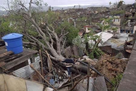 Iata ce a lasat Uraganul Sandy in urma sa 6