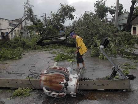Iata ce a lasat Uraganul Sandy in urma sa 7