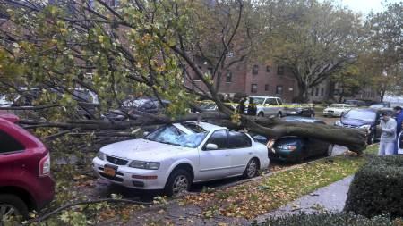 Iata ce a lasat Uraganul Sandy in urma sa 9