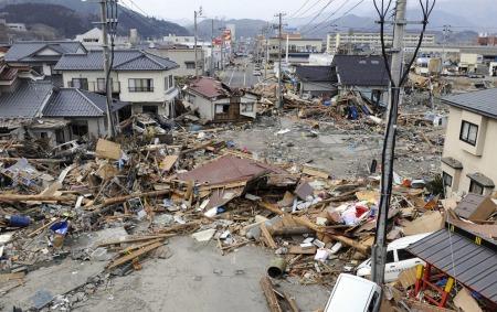 cutremur si tsunami tohoku 2011-12