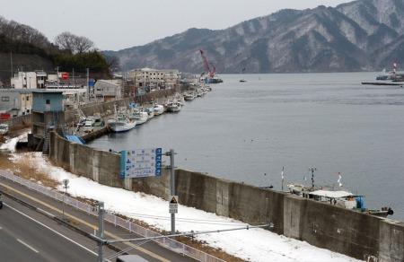 Iata cum arata acum in martie 2013 zona distrusa de tsunami pe coasta japoneza