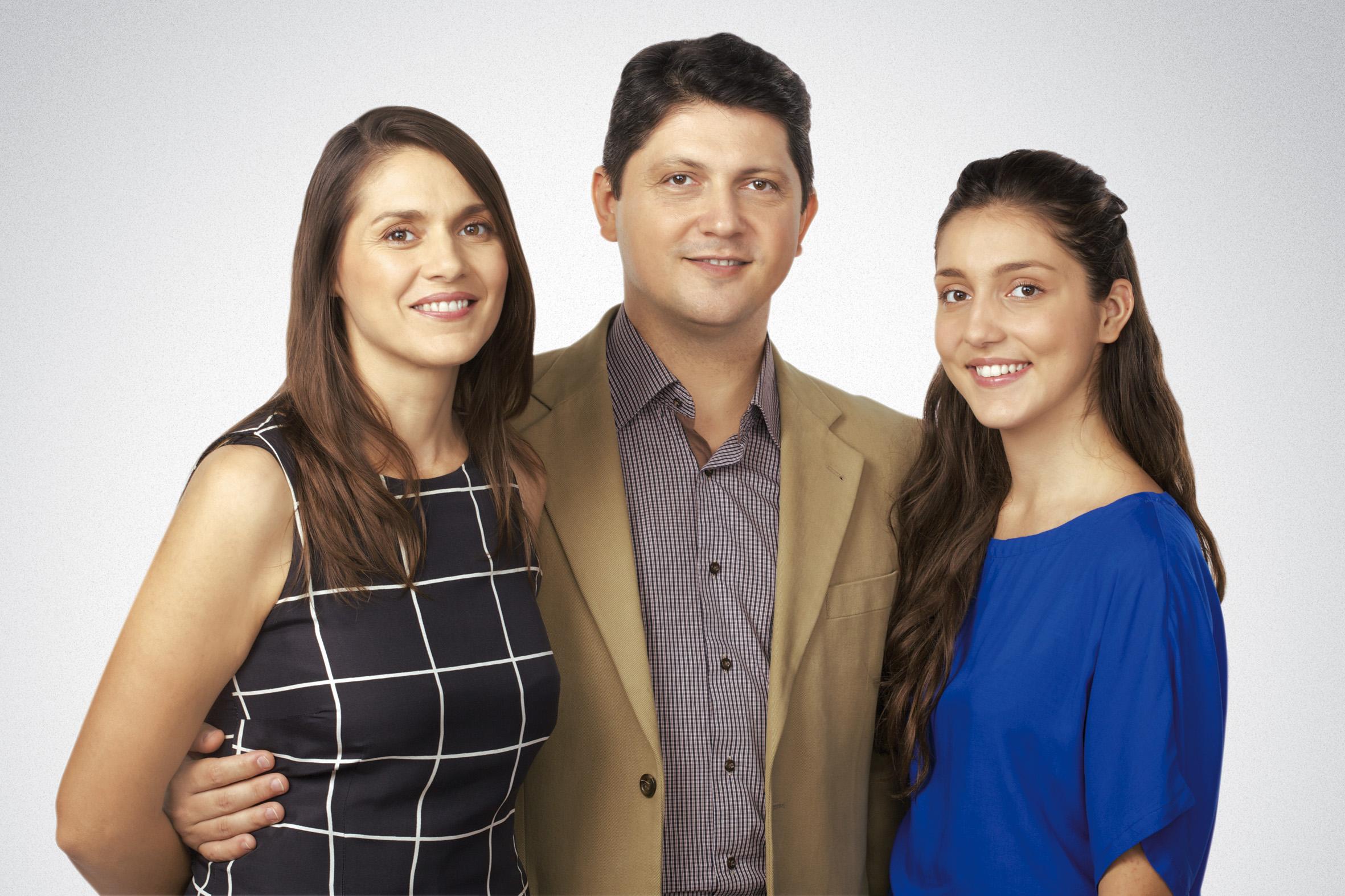 TITUS CORLATEAN - O FAMILIE BINECUVANTATA DE DUMNEZEU