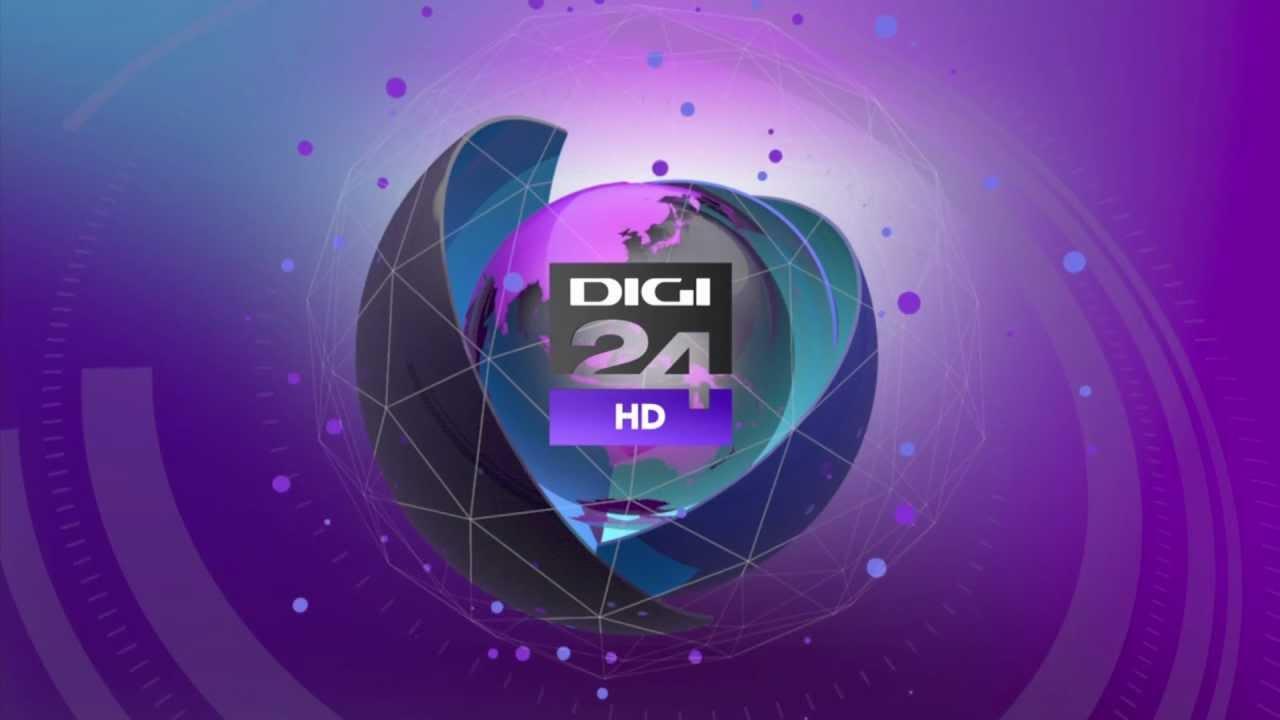 VIZIONEAZĂ DIGI 24 HD LIVE