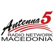 ASCULTĂ RADIO ANTENNA 5 MACEDONIA