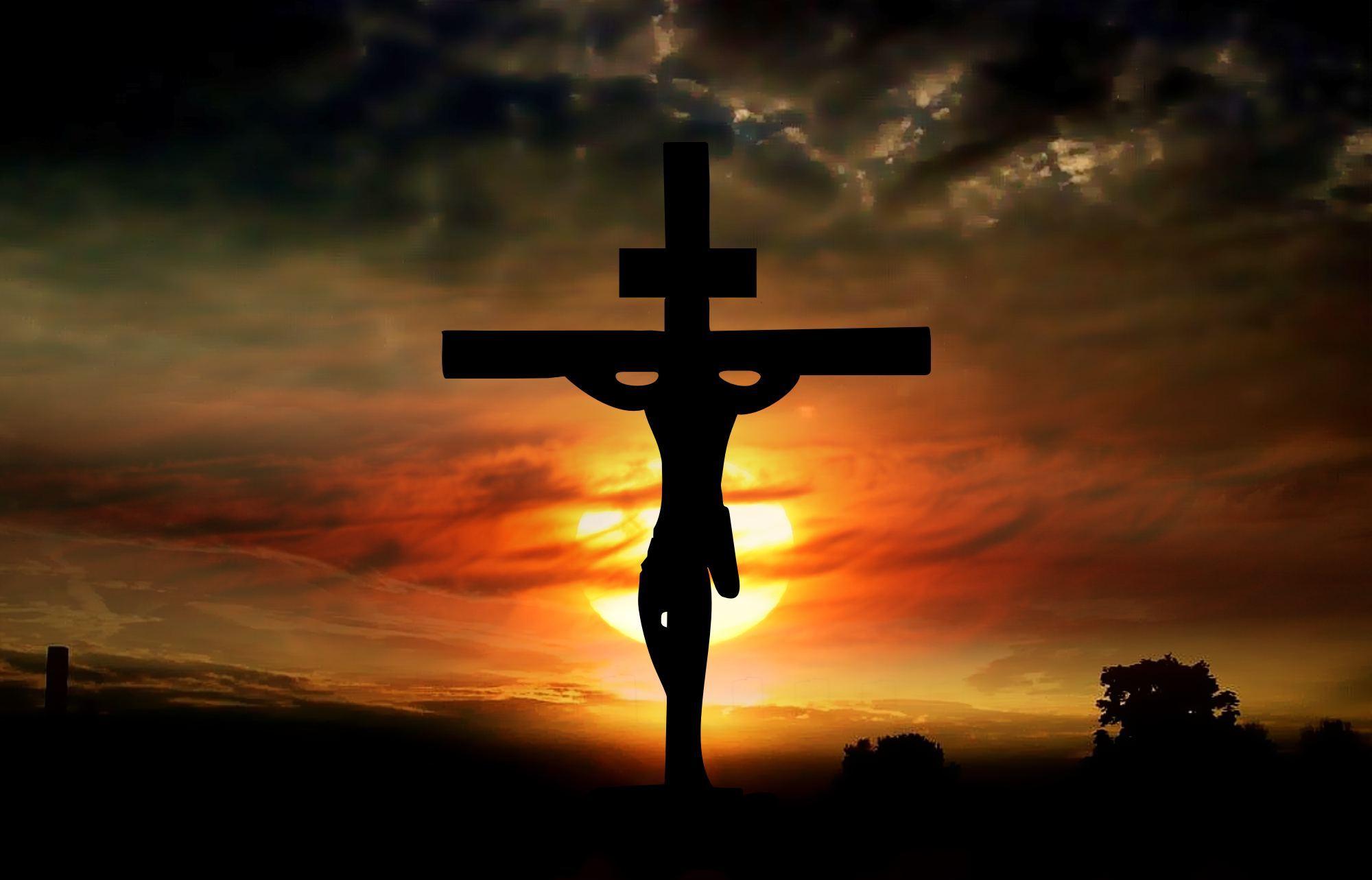 DOMNUL IISUS HRISTOS A MURIT LA CRUCE PENTRU PACATELE MELE SI PENTRU PACATELE TALE
